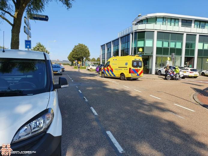 Twee gewonden bij twee ongelukken in Honselersdijk