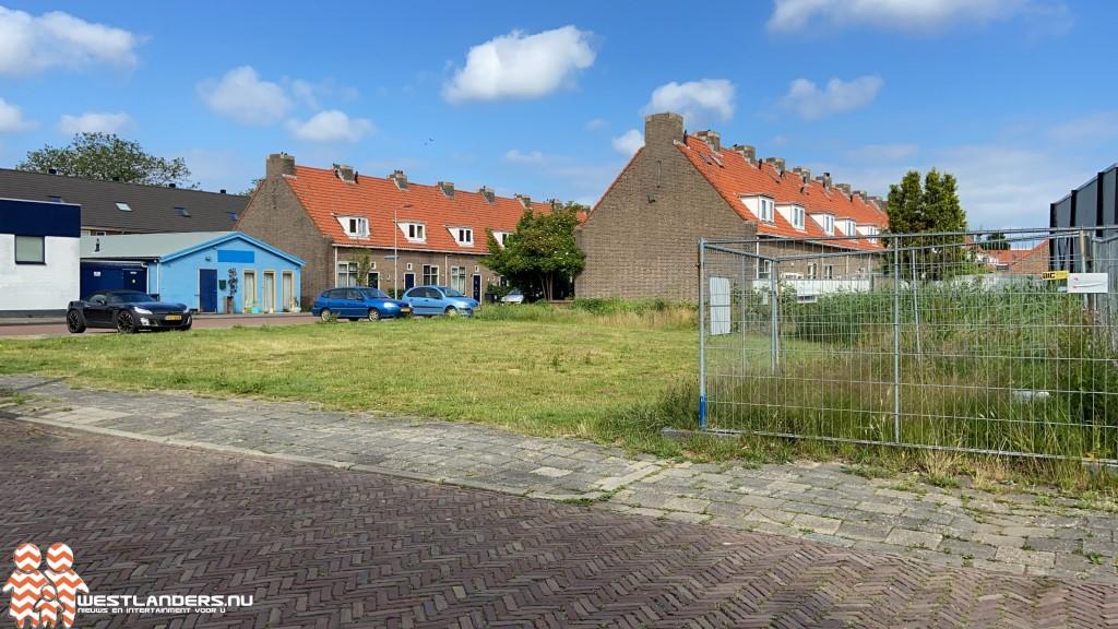Verkoop grond aan de van der Goesstraat