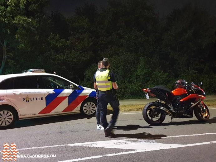 Meerdere boetes voor Poolse motorrijder