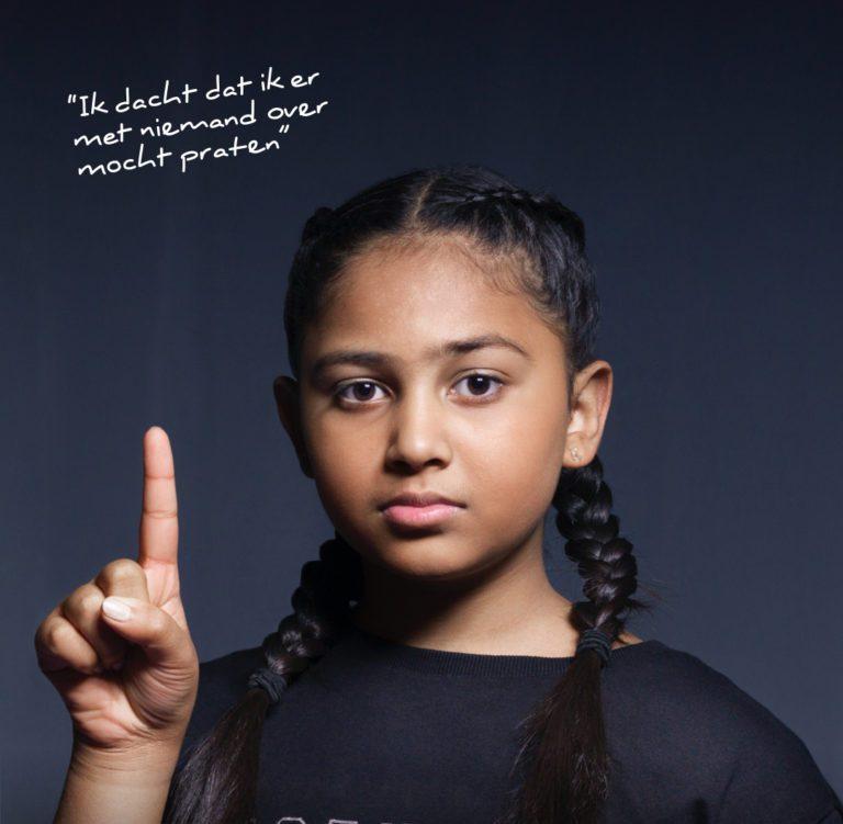 Anashya (11) wil armoede bespreekbaar maken
