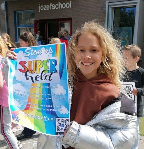 Jozefschool in finale van Jong Roffa Songfestival
