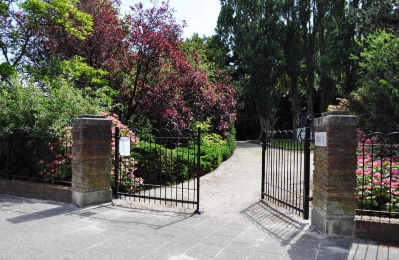 Begraafplaats Dijkweg geen gemeentelijk monument