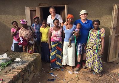 Drie waterinstallaties naar Congo dankzij donaties