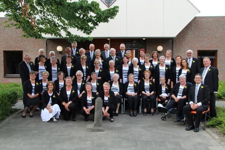 """Chr. Gemengd koor """"Immanuel"""" start repetities en zoekt nieuwe zangers en zangeressen"""