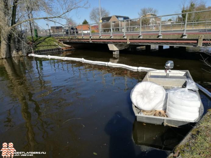 Scheepvaart bij Zuidvliet tijdelijk gestremd