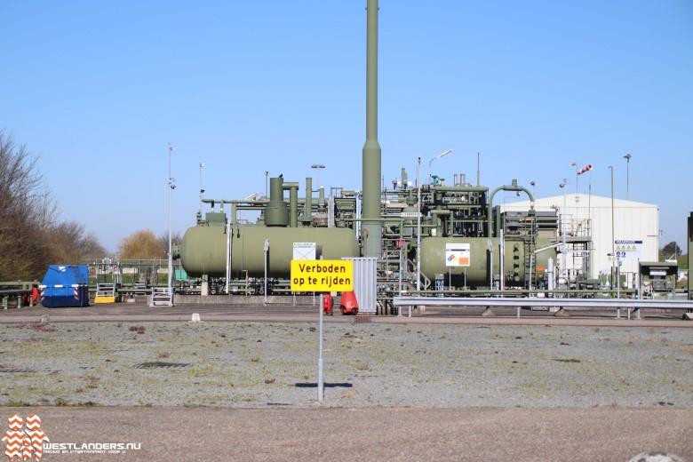 NAM mag verder gaan met gaswinning