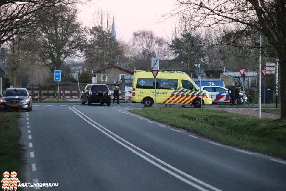 Licht gewonde bij ongeluk Madepolderweg