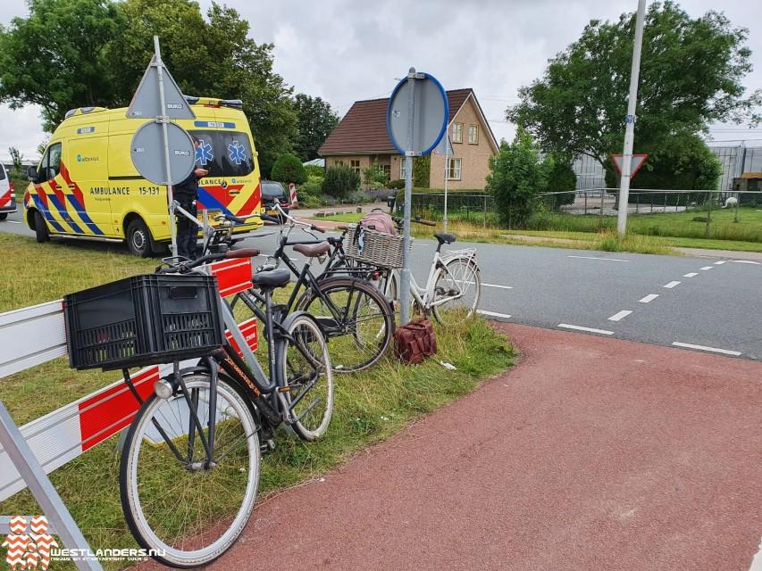 Ongeluk aan de Oranjesluisweg