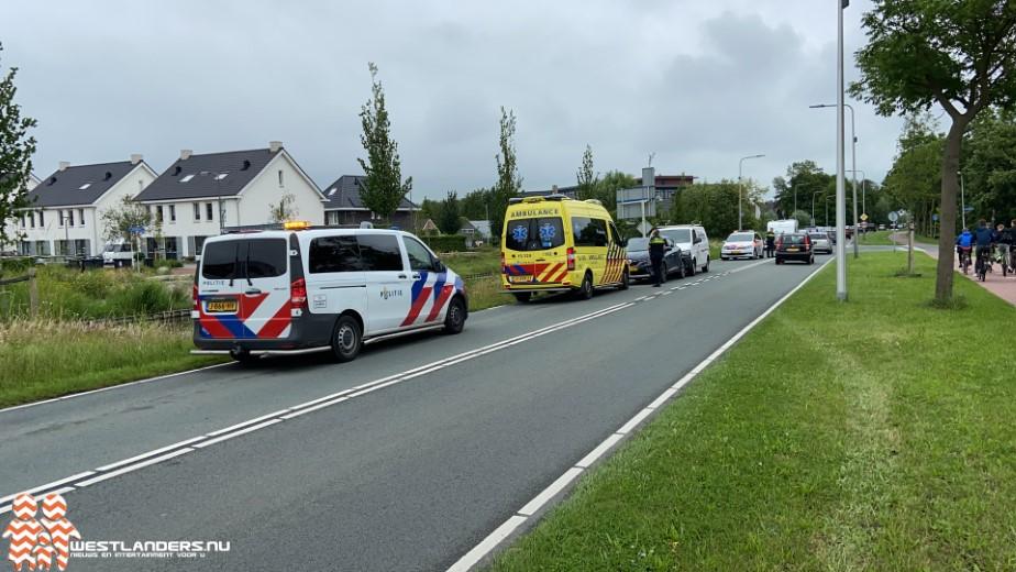Twee ongelukken in Naaldwijk op de woensdagmiddag