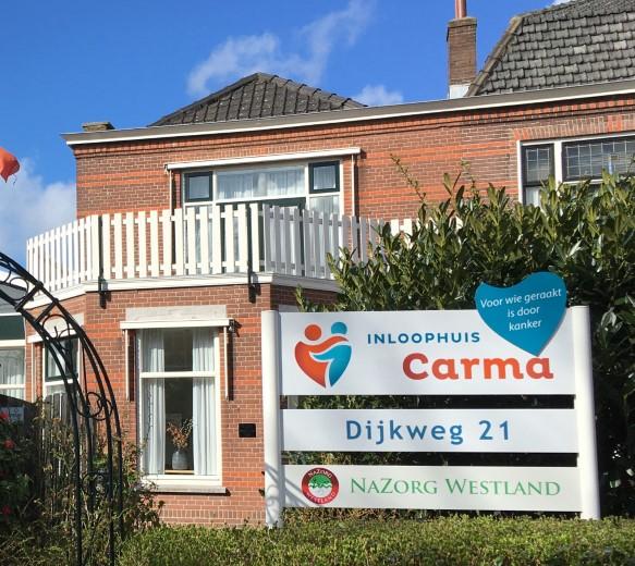 Wandelen met Carma in Prinsenbos