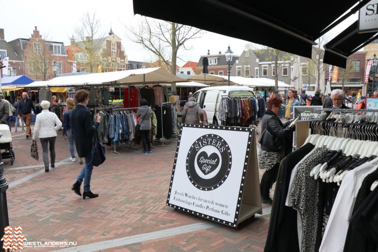 Winkelen en boodschappen doen vanaf 28 april