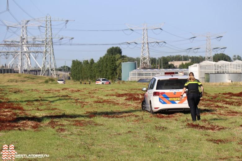 Motorcrosser gewond na ongeluk bij N222