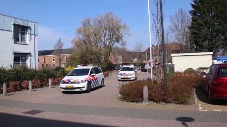 Politie doet instap bij de Backerhof