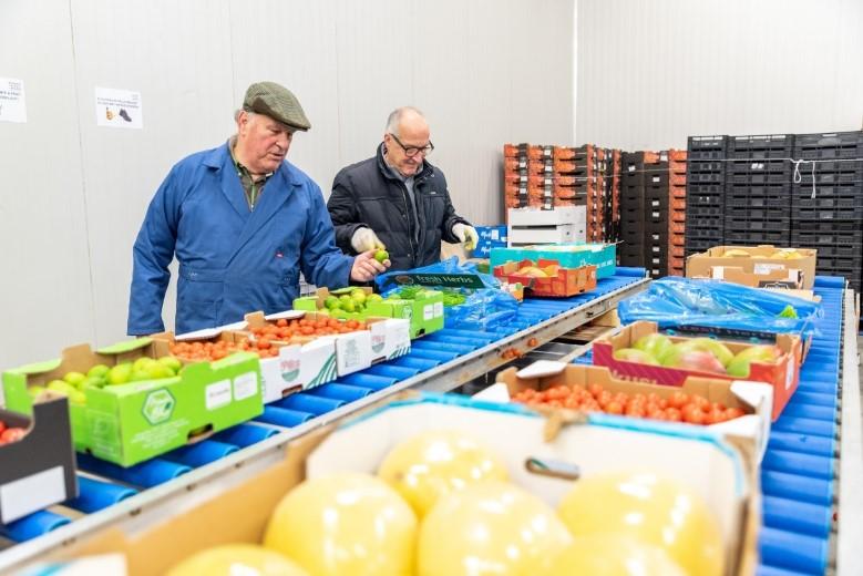 Groente & Fruitbrigade redt 3 miljoenste kilo