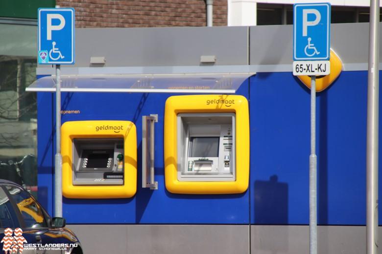 Collegevragen inzake bankfaciliteiten in Westland