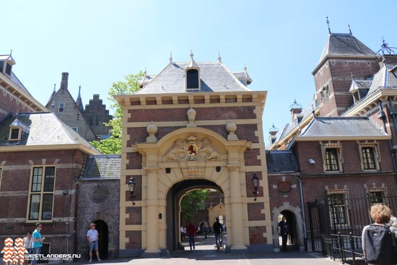 Verwarde man op het Binnenhof