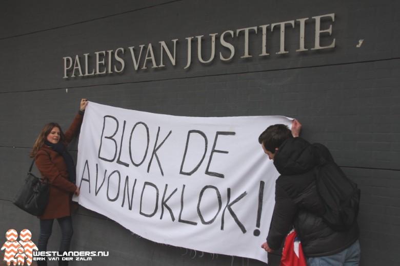 Avondklok-boetes on hold tot uitspraak Hof