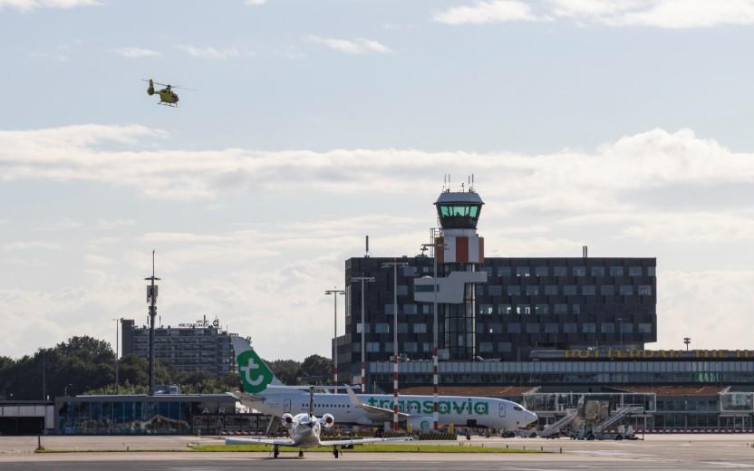 Veel meer luchtvaartpassagiers in tweede kwartaal