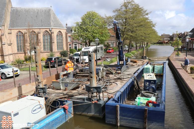 Kadeverbetering nabij kerk Schipluiden opgeschort