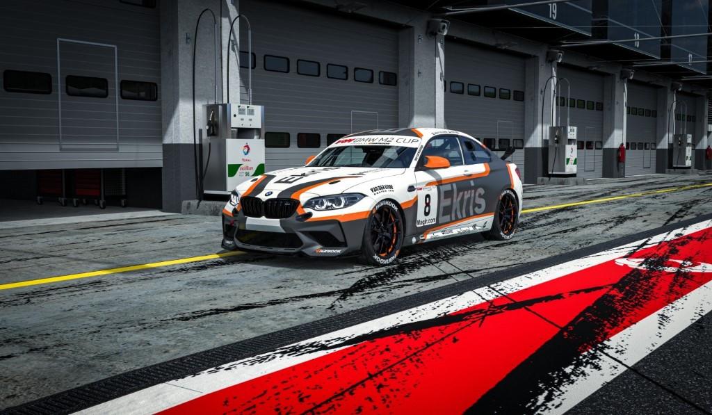 Van der Ende rijdt dit jaar in nieuwe BMW M2 Cup