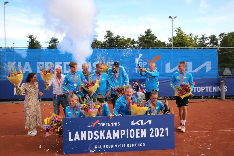 Naaldwijk landskampioen eredivisie gemengd 2021