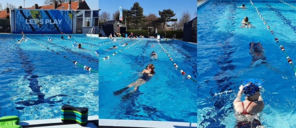 Eindelijk weer zwemmen!