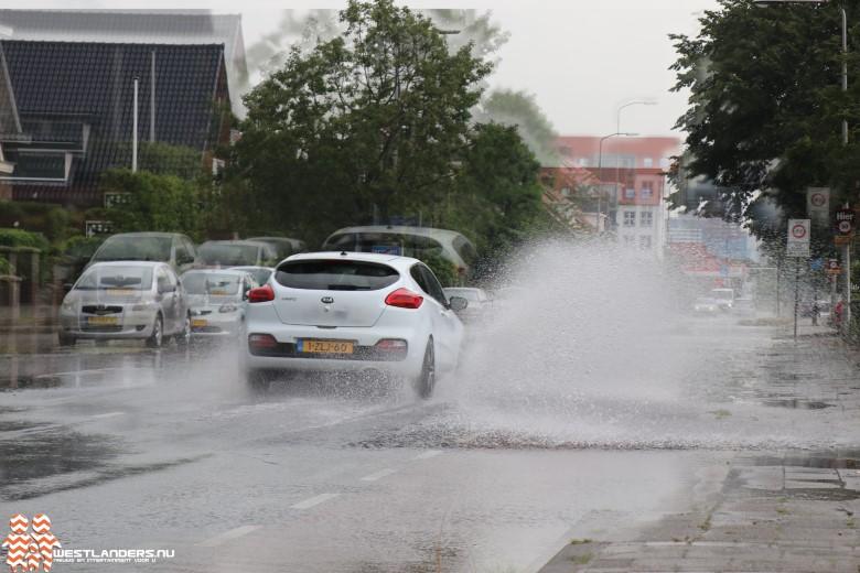 Wateroverlast in de regio