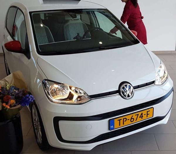 Volkswagen gestolen in 's-Gravenzande