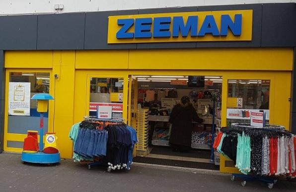 Overval op Zeeman Leyweg