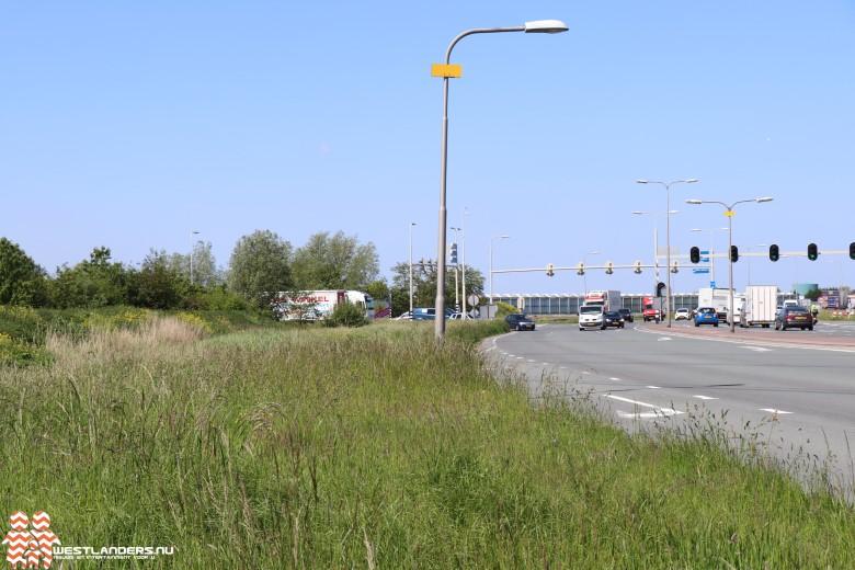 Drie weken verkeershinder bij kruising N211/N222