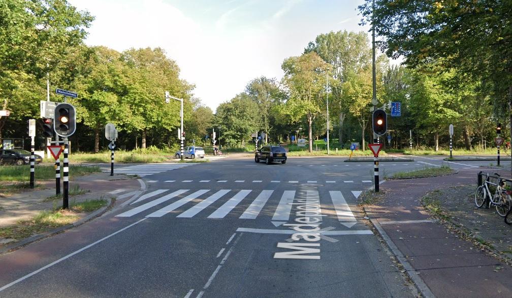 Weekendafsluiting Nieuweweg bij Den Haag