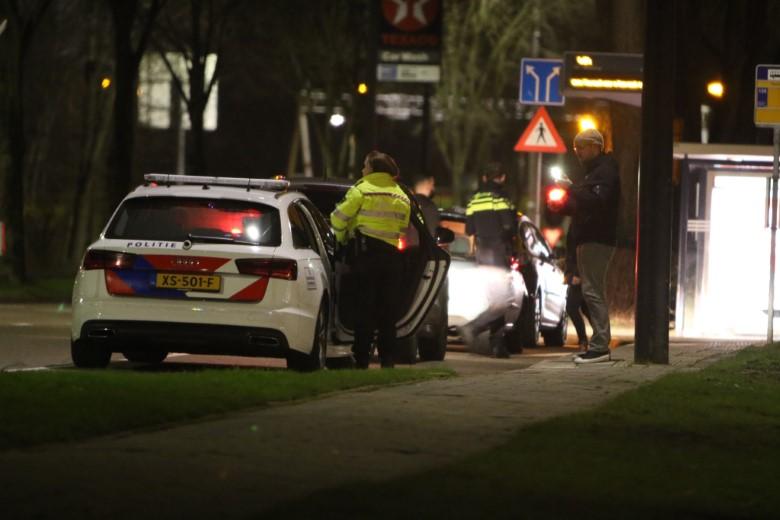 Achtervolging van Den Haag naar Vlaardingen