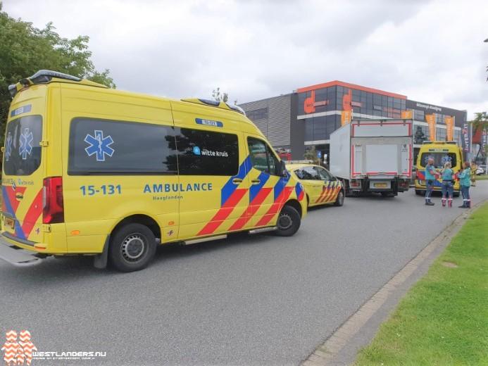 Drie gewonden bij ongeluk 's-Gravenzandseweg