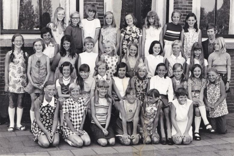 Plofklas op de Mariaschool
