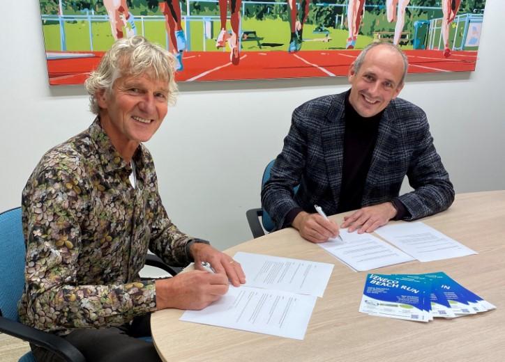 Ruitenburg nieuwe sponsor 10 kilometer loop