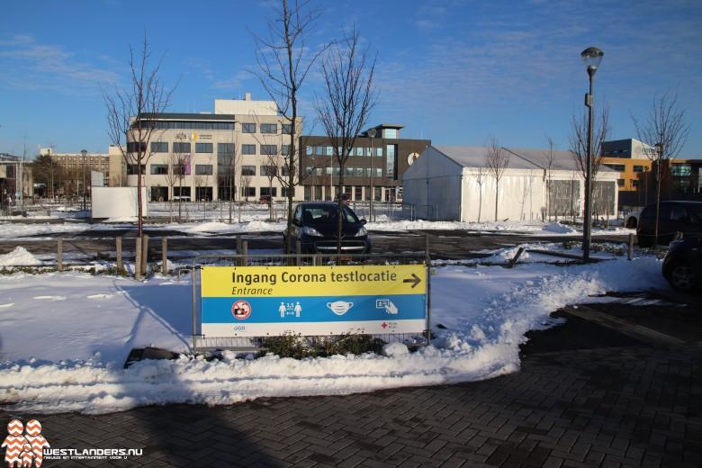 Cijfers coronavirus voor vrijdag 12 februari