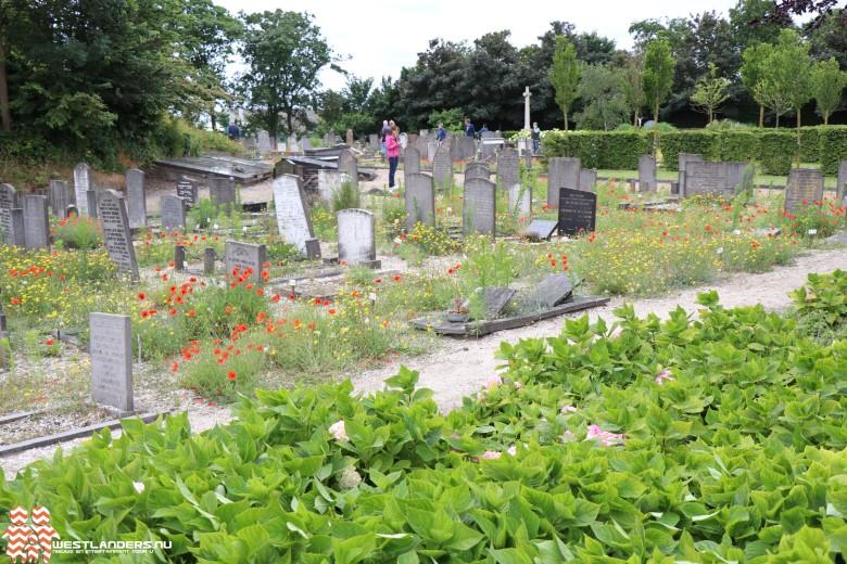 Druk op begraafplaats Beukenhage na bericht over vandalisme
