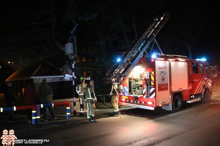 Brandstichtingen houdt brandweer Monster bezig