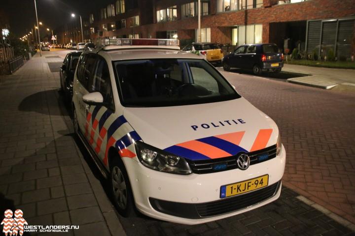 Inval politie na bedreiging collectanten met taser