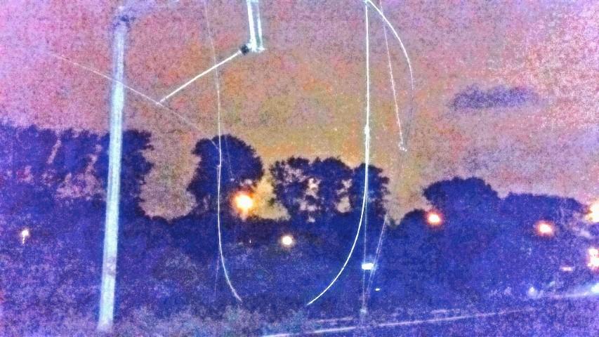 Kabels bovenleiding Hoekse Lijn doorgeknipt