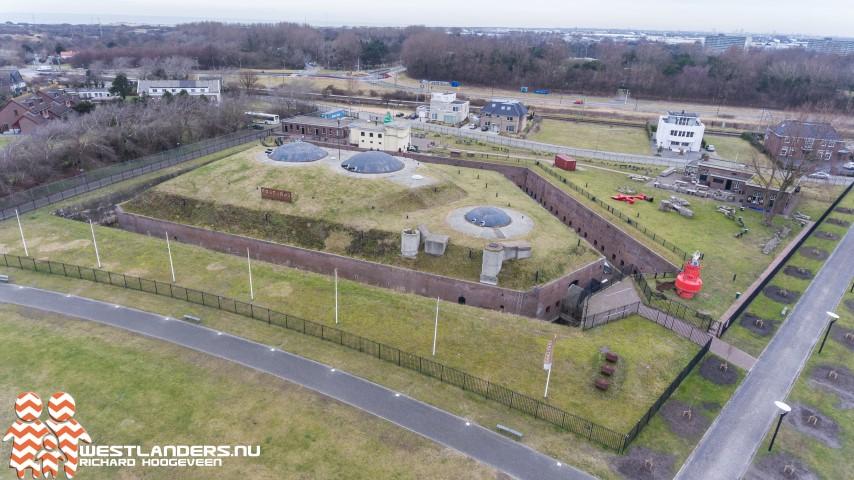 Wandelen langs bunkers in Zuid-Holland