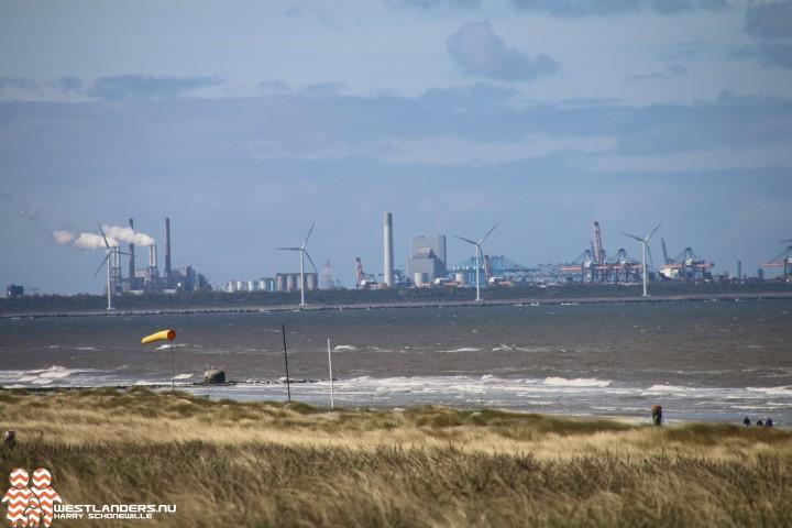 Stofoverlast in Hoek van Holland