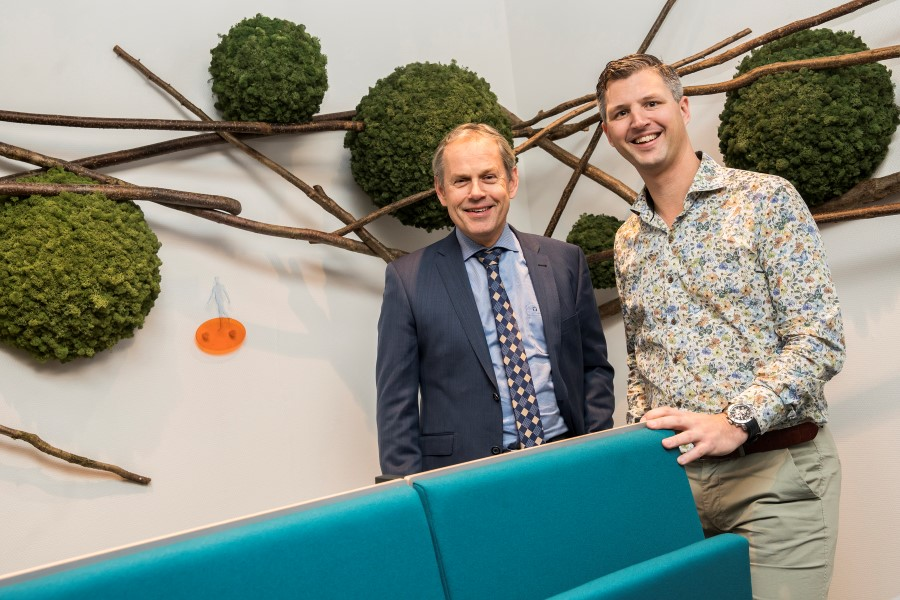 Rabobank Westland trotse partner van het World Horti Center
