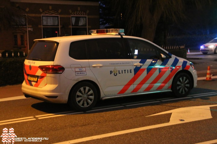 Gewapende overval op chinees restaurant