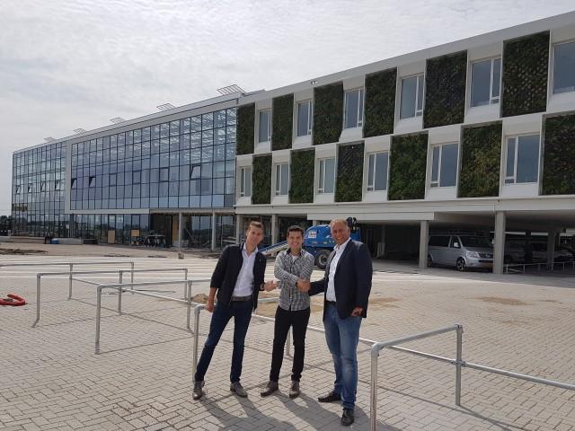 DutchGreenhouse verbindt zich aan het World Horti Center