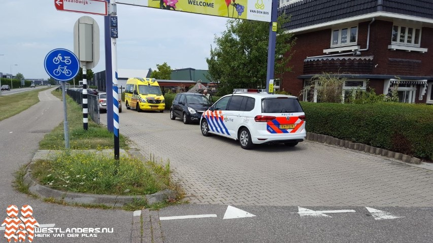Vier incidenten in regio Westland
