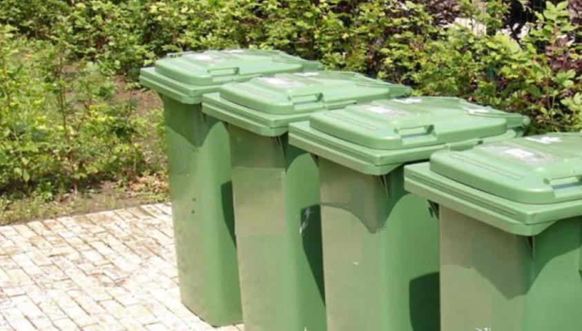 Maassluis gaat groene afvalbak wekelijks legen