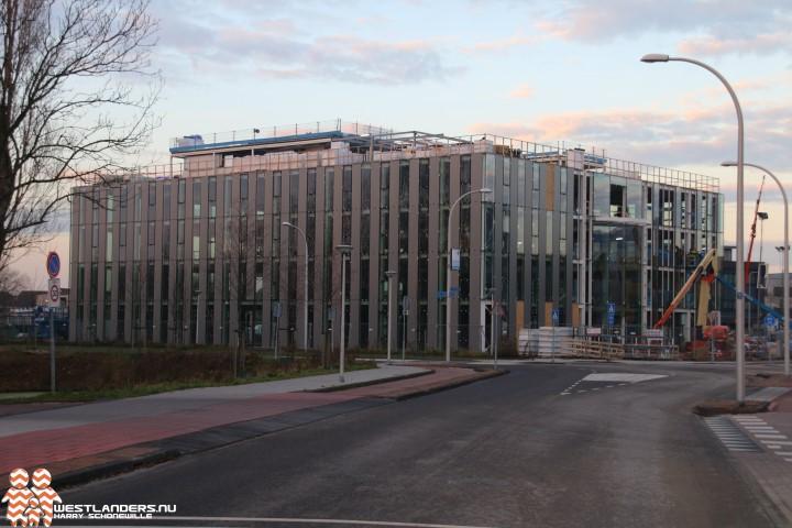 Grondaankoop nieuw gemeentehuis binnen bestaand krediet