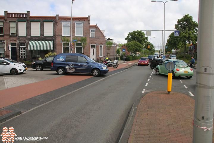 Collegevragen inzake onveilige verkeerssituaties Naaldwijk