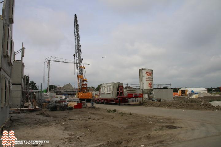 Veel spullen gestolen van bouwterrein in Poeldijk